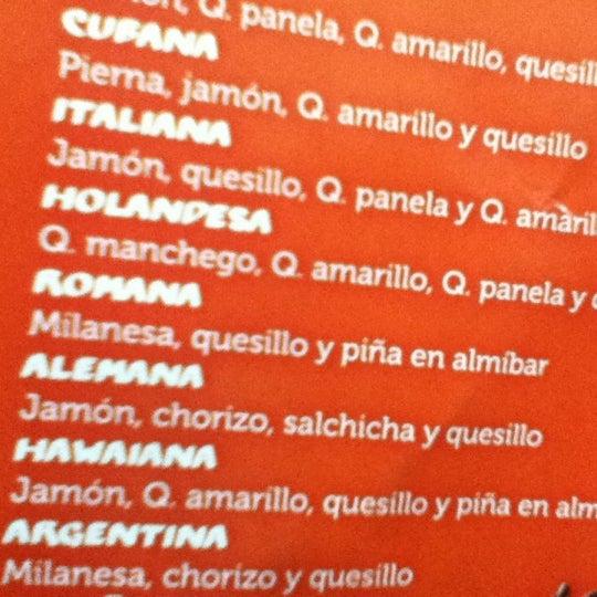 Delicioso! Y excelente atención y precios!! Mi favorita La Argentina!