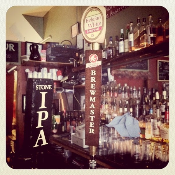 They have new beers on tap almost every week. Try them all!