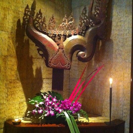 1/13/2011에 Roca B.님이 Thai Barcelona | Thai Gardens에서 찍은 사진