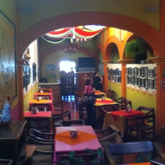 Foto tomada en El Rincón Mexicano por David T. el 3/24/2012