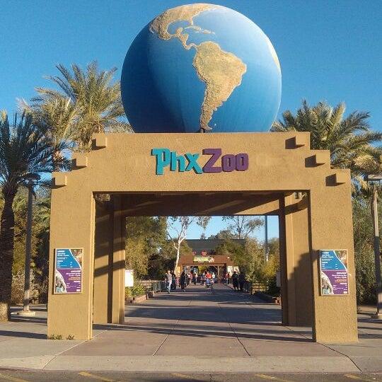 Foto tomada en Phoenix Zoo por Gaby P. el 2/25/2012