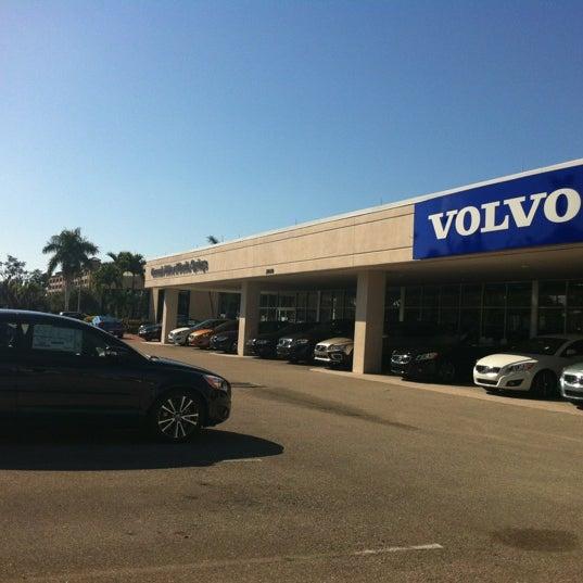 Volvo Of Bonita Springs >> Volvo Of Bonita Springs Bonita Springs Fl