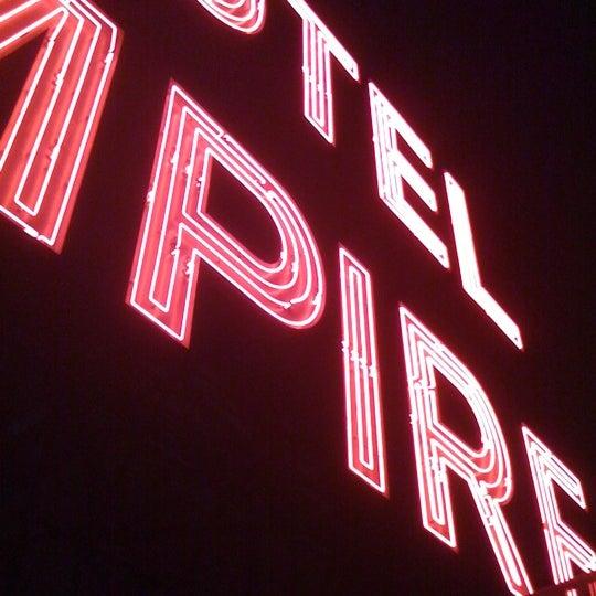 3/24/2011에 Graham W.님이 The Empire Hotel에서 찍은 사진