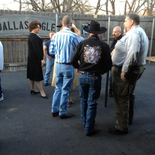 Foto diambil di Dallas Eagle oleh Rik W. pada 1/29/2012