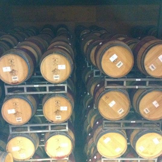 Foto scattata a Peju Province Winery da Brian O. il 5/15/2011