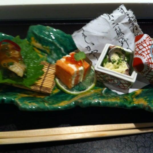 Photo prise au Sushi Zen par Shizuka M. le12/3/2011