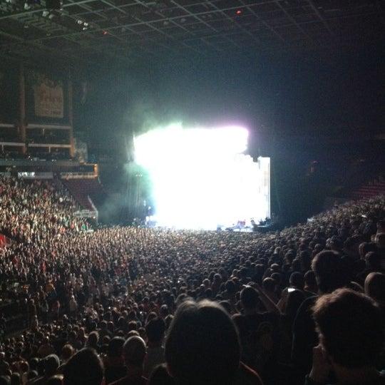 3/16/2012 tarihinde Hefziyaretçi tarafından Gila River Arena'de çekilen fotoğraf