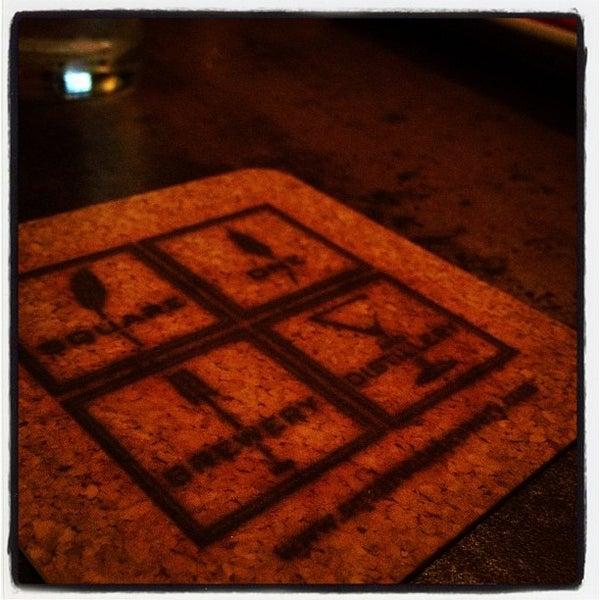 Das Foto wurde bei Square One Brewery & Distillery von Matthew S. am 11/14/2011 aufgenommen