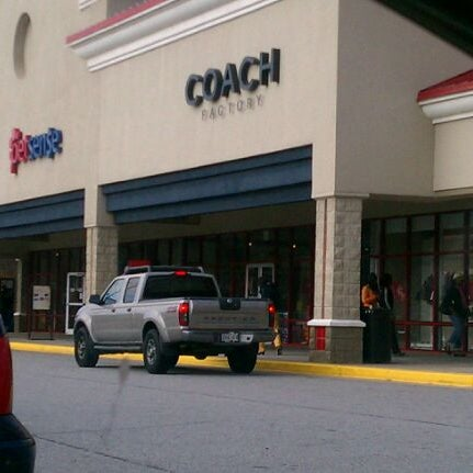 photos at coach factory outlet 8 tips
