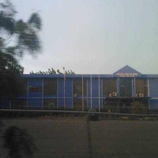 Circuito Judicial : Fotos en circuito judicial penal del estado sucre visitantes