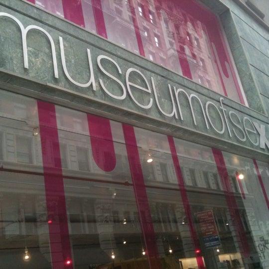 5/16/2012에 Soeun K.님이 Museum of Sex에서 찍은 사진