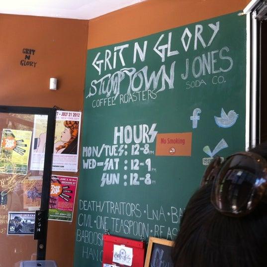 6/10/2012にJames F.がGrit N Gloryで撮った写真