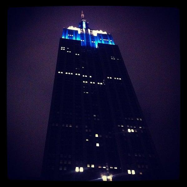 Foto diambil di VU Bar NYC oleh akira f. pada 6/11/2012