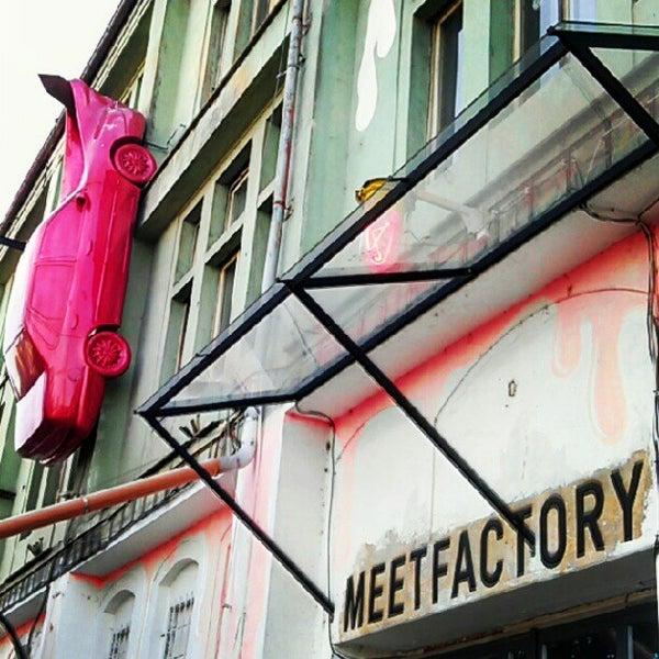 Foto scattata a MeetFactory da Pia M. il 8/18/2012