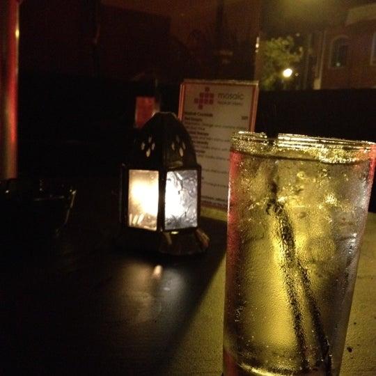 9/8/2012에 Amy K.님이 Mosaic Wine Lounge에서 찍은 사진