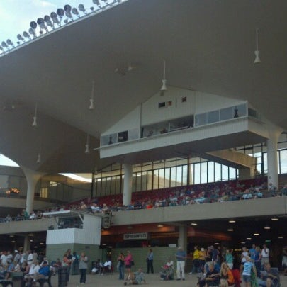 Photo prise au Eldorado Gaming Scioto Downs par JimmyGotUps le7/22/2012