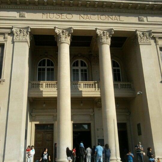 9/2/2012にPatricia R.がMuseo Nacional de Historia Naturalで撮った写真