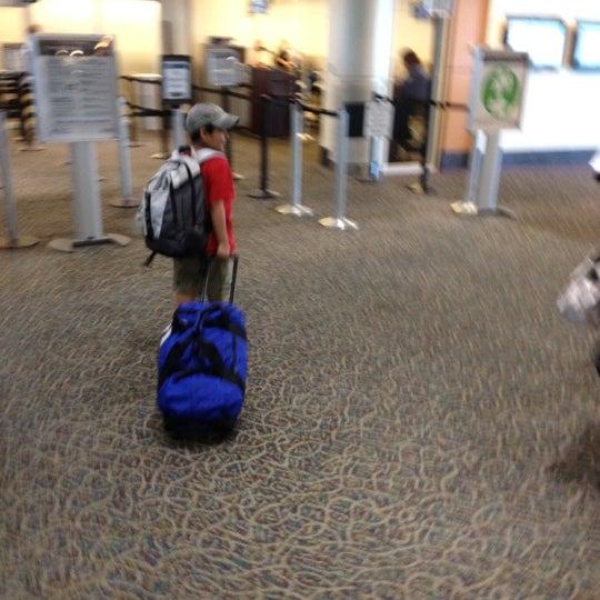6/26/2012にTash S.がGulfport-Biloxi International Airport (GPT)で撮った写真