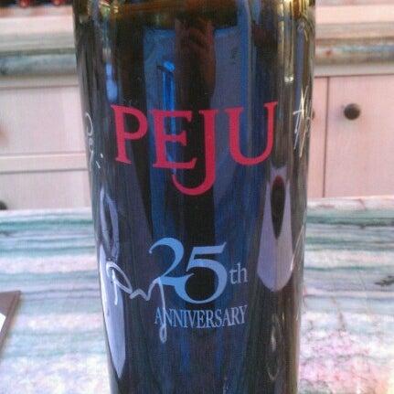 Foto scattata a Peju Province Winery da Kim A. il 10/14/2012