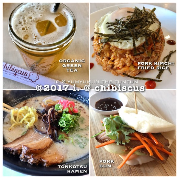 Foto tirada no(a) Chibiscus Asian Cafe & Restaurant por 💕i /@yumyum.in.the.tumtum em 8/19/2017
