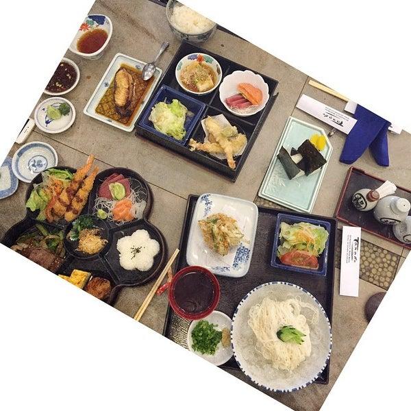 3/16/2015にGracieがTanabe Japanese Restaurantで撮った写真