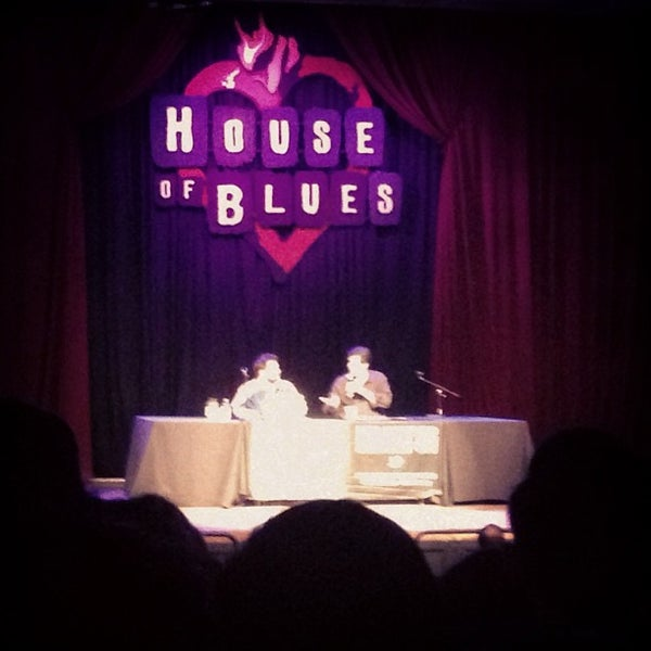 Foto tirada no(a) House of Blues San Diego por Colan N. em 7/20/2013