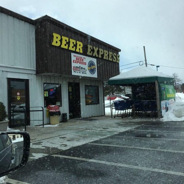 Beer Express - Harrisburg, PA