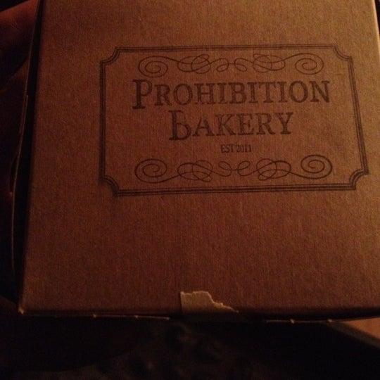 รูปภาพถ่ายที่ Prohibition Bakery โดย Rehema T. เมื่อ 11/10/2012