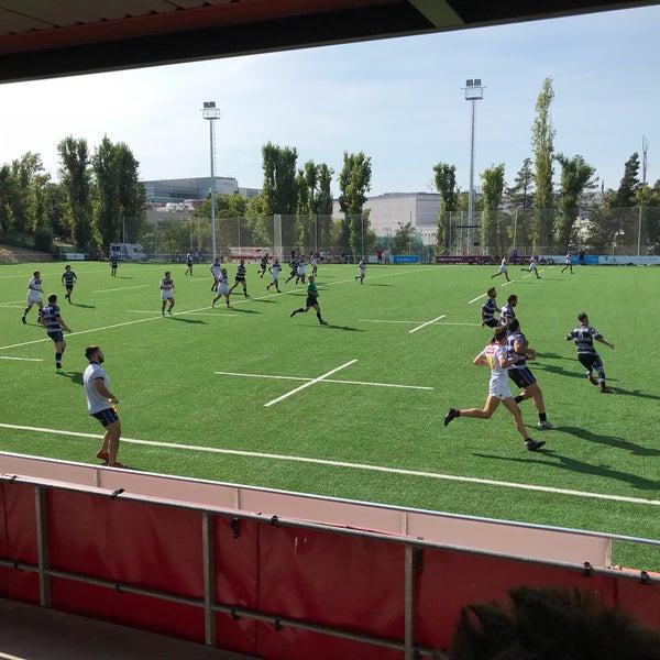 Fotos En Campo De Rugby Las Terrazas Atletismo Y Deportes