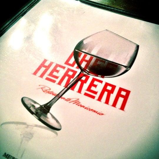 Foto diambil di Chef Herrera oleh Luigi G. pada 10/7/2012
