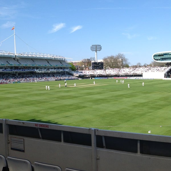 Foto tomada en Lord's Cricket Ground (MCC)  por Алексей el 5/2/2013