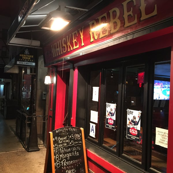 Photo prise au Whiskey Rebel par Doug L. le2/18/2019