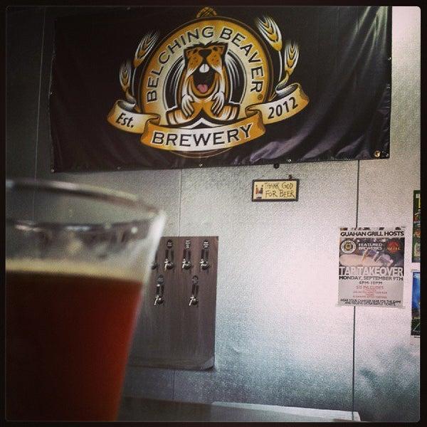 9/1/2013にBridget A.がBelching Beaver Breweryで撮った写真