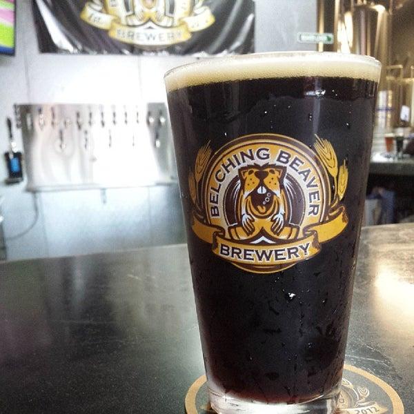 9/19/2013にBridget A.がBelching Beaver Breweryで撮った写真