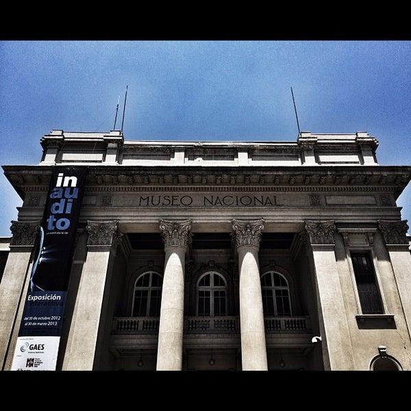 11/17/2012にGiuliano P.がMuseo Nacional de Historia Naturalで撮った写真