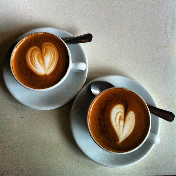 4/2/2013にClay N.がCondesa Coffeeで撮った写真