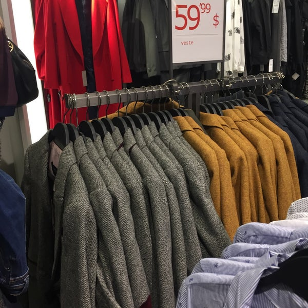 Zara Clothing Store In Laval