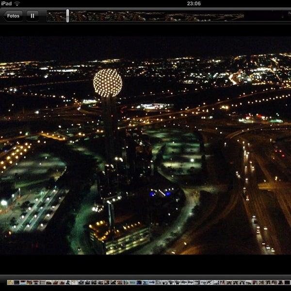 1/23/2013にJesús Abraham A.がReunion Towerで撮った写真