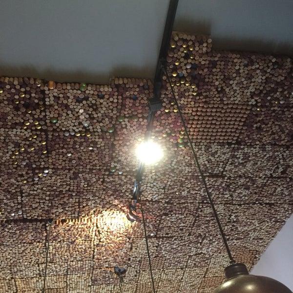 Beautiful work in progress ceiling 🍾