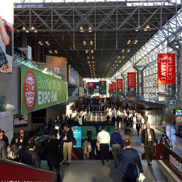 Photos at NRF 2019 - Retail's Big Show - Convention in New York