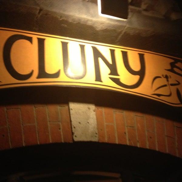 Снимок сделан в Cluny пользователем Horacio P. 3/6/2013