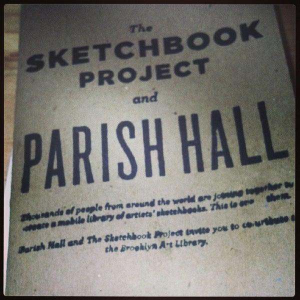 Foto tirada no(a) Parish Hall por Kerry H. em 7/5/2013
