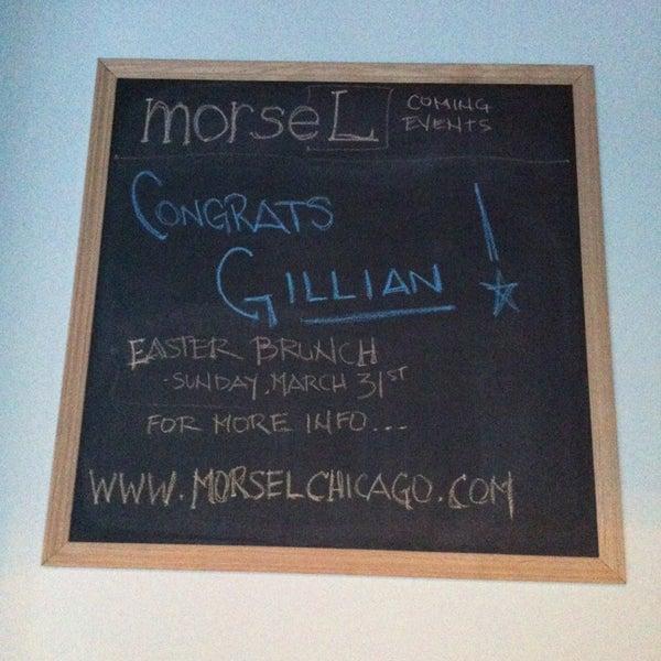 3/22/2013에 Michonne님이 MorseL에서 찍은 사진