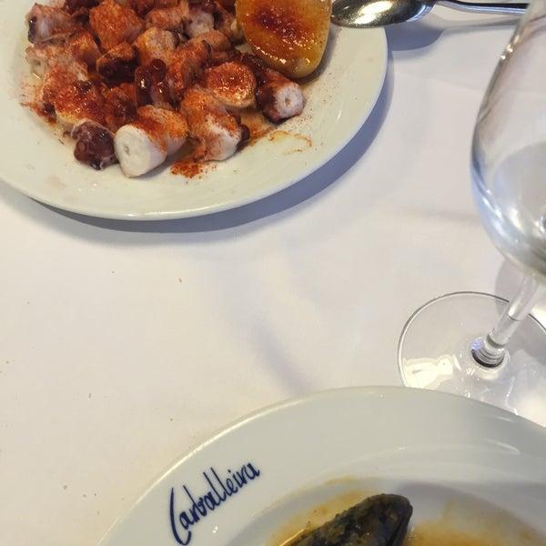 Foto tomada en Carballeira Restaurant por Marc G. el 2/13/2016