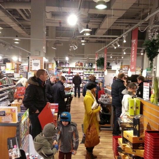 Photos At Bog Idé Bookstore In Copenhagen