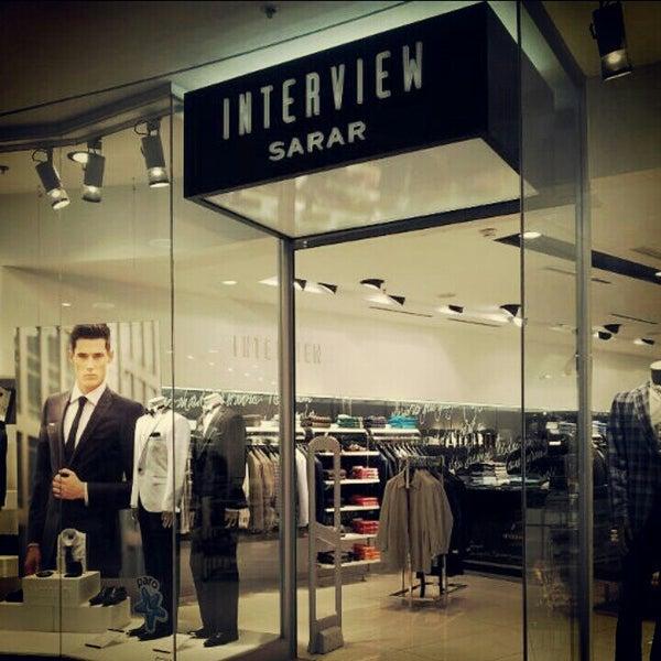 dec0008b5d128 Interview Sarar - Giyim Mağazası