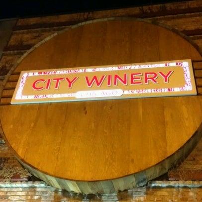 11/15/2012 tarihinde Count G.ziyaretçi tarafından City Winery'de çekilen fotoğraf