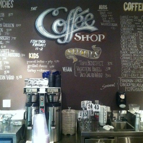 Das Foto wurde bei The Coffee Shop at Agritopia von Jack am 1/31/2013 aufgenommen