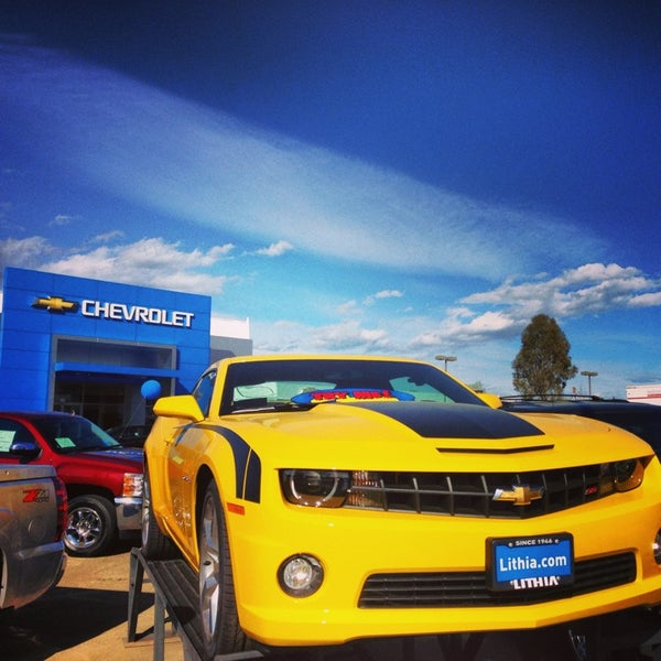 Lithia Chevrolet Of Redding Redding Ca