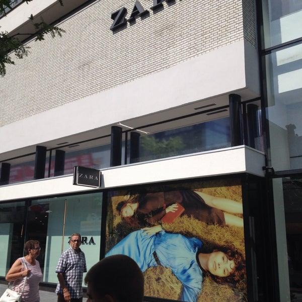 Photos At Zara Clothing Store In Rotterdam